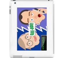 Geeode! iPad Case/Skin