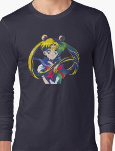 Moon Cosmic Power Long Sleeve T-Shirt