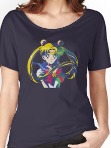 Moon Cosmic Power Women's Relaxed Fit T-Shirt