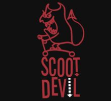 Scoot Devil (red) Kids Clothes