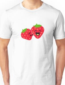 Strawberry Kiss Unisex T-Shirt