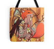 One with Nature Tote Bag