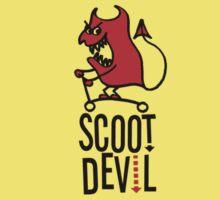 Scoot Devil (red/black) Kids Clothes