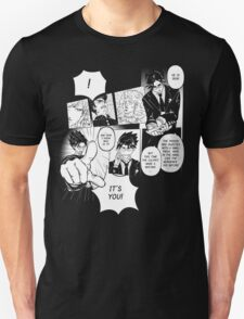 Manga Detective T-Shirt