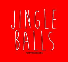 Jingle All The Way by wittischisms