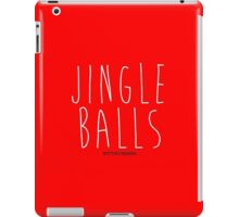 Jingle All The Way iPad Case/Skin