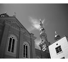 Cathedral of the Blessed Sacrament (Sacramento, California) Photographic Print