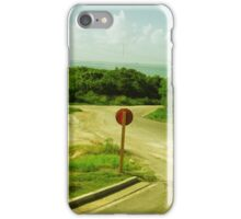 Stop in the name of Cuba iPhone Case/Skin