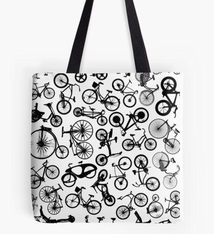 bike bikes Bicycle madness Tote Bag