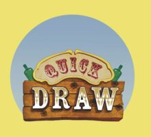 Quick Draw Kids Tee