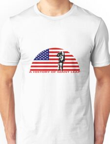 Giant Leap Unisex T-Shirt