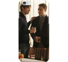 Chuck and Nate iPhone Case/Skin
