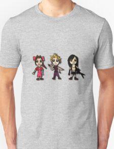 Final Fantasy Cartoons T-Shirt