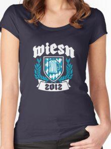 Wiesn 2012 Women's Fitted Scoop T-Shirt