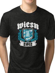 Wiesn 2012 Tri-blend T-Shirt