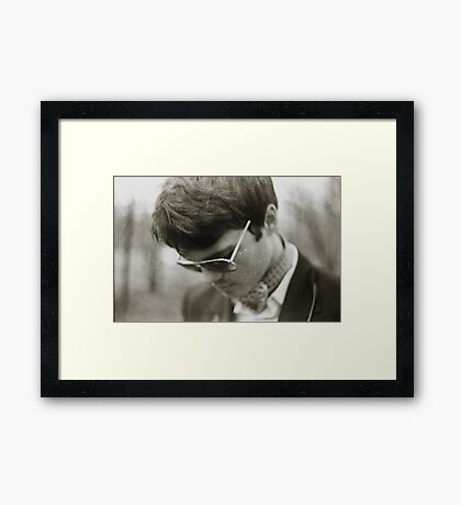 Day at Harrow-on-the-Hill Framed Print