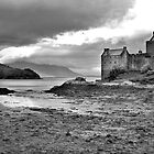 Eilean Doonan Castle by triciamary