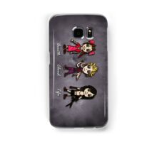 Final Fantasy Cartoons Samsung Galaxy Case/Skin