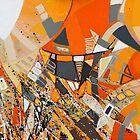Big Bang I. by Miroslava Balazova Lazarova
