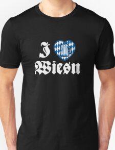 I love Wiesn Unisex T-Shirt