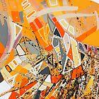 Big Bang II. by Miroslava Balazova Lazarova