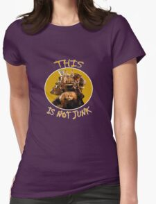 Labyrinth Junk Lady: This is Not Junk! The Bag Lady T-Shirt
