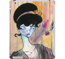 I See Right Through You iPad Case/Skin
