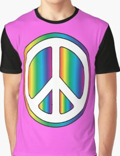Peace Graphic T-Shirt