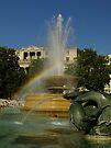 Trafalgar Square Fountain by Themis