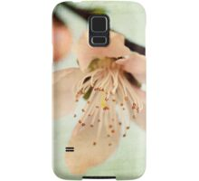 When The Wind Blows Softly, The Blossoms Whisper Your Name Samsung Galaxy Case/Skin