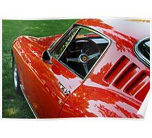 1967 Ferrari 275 GTB/4 Coupe Poster