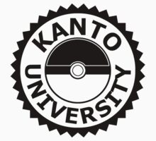 Kanto University (black) by karlangas