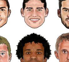 Real Madrid 2015/2016 Sticker