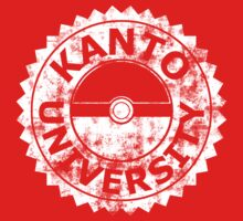 Kanto University (white vintage) by karlangas