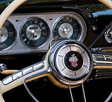 1953 Packard Caribbean by dlhedberg