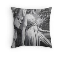 """""""Chester Arthur Memorial"""" Throw Pillow"""