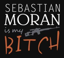 sebastian moran is my bitch again by almonster