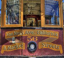 Cable Car - Van Ness and California by IntWanderer