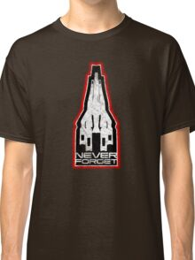 Never Forget: SR1 Classic T-Shirt