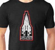 Never Forget: SR1 Unisex T-Shirt