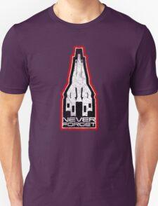 Never Forget: SR1 Unisex T-Shirt