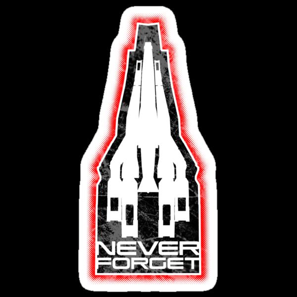 Never Forget: SR1 by justinglen75