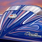 Split Window Corvette Sting Ray by davidkyte