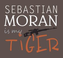 sebastian moran is my tiger by almonster