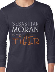 sebastian moran is my tiger Long Sleeve T-Shirt