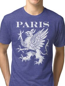 GRIFFIN-WHITE Tri-blend T-Shirt