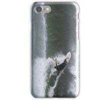 Kite Surfing the Outer Banks iPhone Case/Skin
