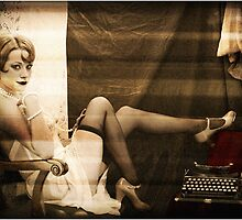 Typewriter Erotica by Eric  David Lough