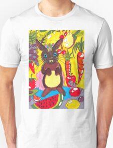 Yellow Rabbit T-Shirt
