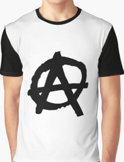 Anarchy Graphic T-Shirt